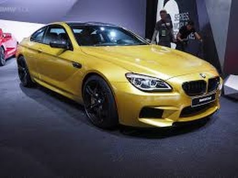 2017 bmw m6 new series youtube. Black Bedroom Furniture Sets. Home Design Ideas