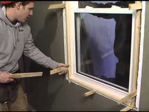 Brick To Brick Window Installation Youtube