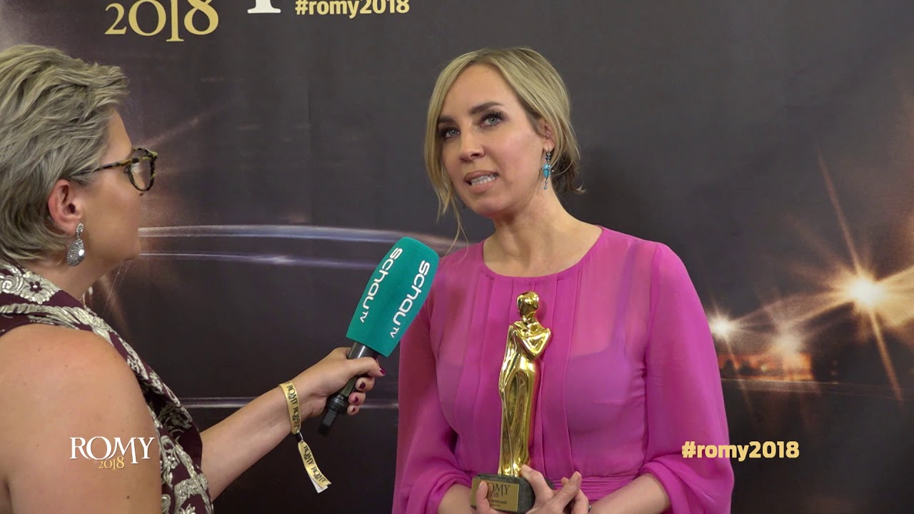 Romy 2018 Gewinnern Kategorie Information Nadja Bernhard Youtube
