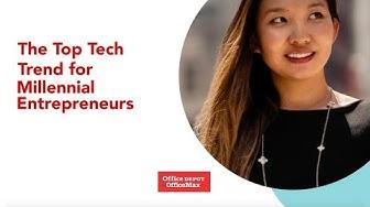 The Top Tech Trend for Millennial Entrepreneurs