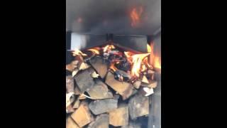 видео Дровяные печи Суховей