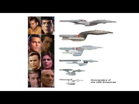 an analysis of the starship enterprise