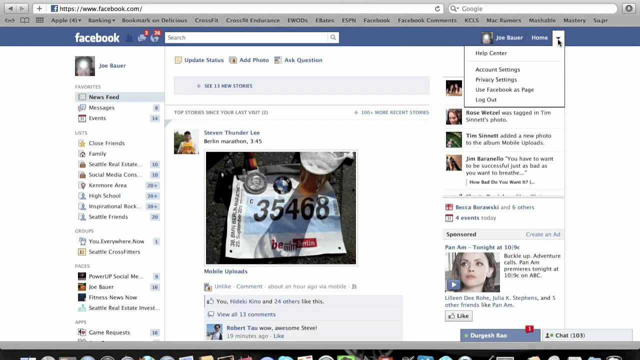 Return Your Facebook Notifications Back To Normal