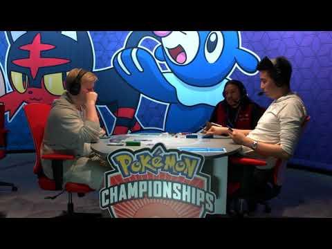 2017 Pokémon North American International Championships: TCG Masters Top 4, Match A