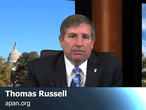 Thomas Russell, Air Force Office of Scientific Research