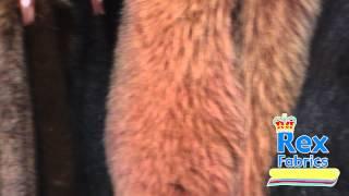 Miami:. Luxurious Faux Fur Fabrics, Fur Fabrics, Telas de Piel, Telas de Piel de Alta Calidad Thumbnail