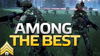 Among the Best - ShackTac Arma 3