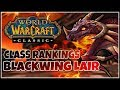 Class Dpshps Rankings In Vanilla - Blackwing Lair | Classic Wow Raid Guide