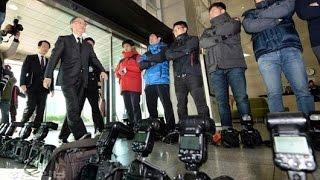 【一時帰国ソウル出発】日本 長嶺安政駐韓大使への非礼な態度の韓国マスコミ