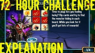 Monster Legends | 72 Hour Challenge | How to Get Totem, Tryon, Hyperion | Explanation Video
