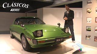 Historia de Mazda y los motores rotativos - A Bordo Clásicos
