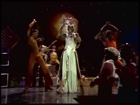 Amii Stewart Knock On Wood  Midnight Special 1979