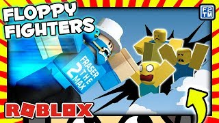 A FLOPPY FIGHT TO THE DEATH! | Roblox Floppy Fighters