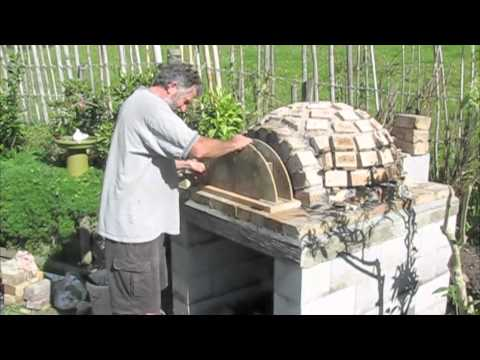 My Pizza Oven Amp Smoker M4v Youtube