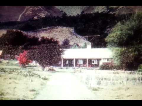 J Spraggo Part 1 of 4 Peter Bell's Life on the Mount White Sheep Station  1950s and 60s New Zealand