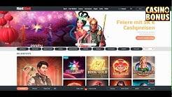 🎁 Netbet Casino - 60 Gratis Freespins abholen!