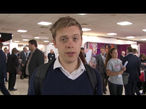 Behind the scenes at the Labour Party Conference | Owen Jones talks