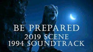 Be Prepared scene, but it's the 1994 soundtrack
