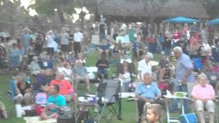 Upstream Calypso Music @ Tri-City Park Placentia Ca. July 7 2011