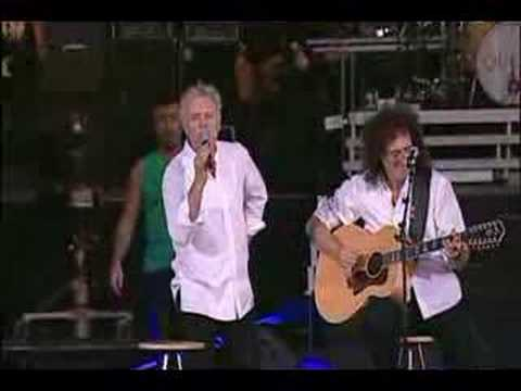Queen + Paul Rodgers - Imagine (Live At Hyde Park)