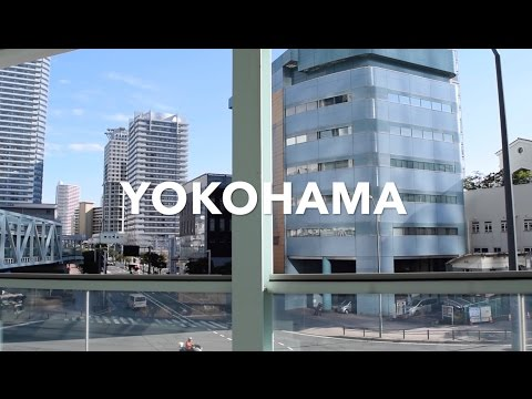 Yokohama Travel Vlog | Japan 10