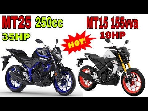 Yamaha MT25 2020 Indonesia / Giá xe MT15 155vva mới nhất tháng 10 || Sáu Vlogs