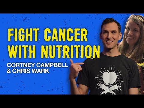 She Healed Hodgkins Lymphoma With Nutrition! Cortney Campbell & Chris Wark (Chris Beat Cancer)