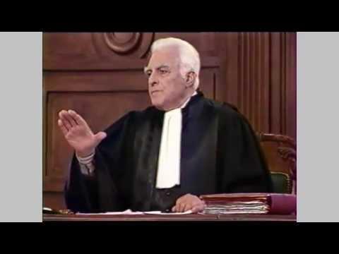 Tribunal  - EN MEMOIRE DE JUNIE -  Episode 137.