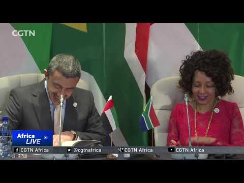 South Africa and UAE agree to increase volume of trade cooperation