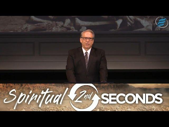 10/04/2020  |  Spiritual Seconds  |  Pastor David Myers