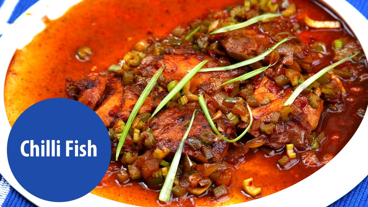 Fish chilli recipes