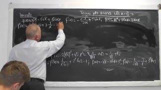 Lectia 970 - Derivate - Tema la Clasa 11