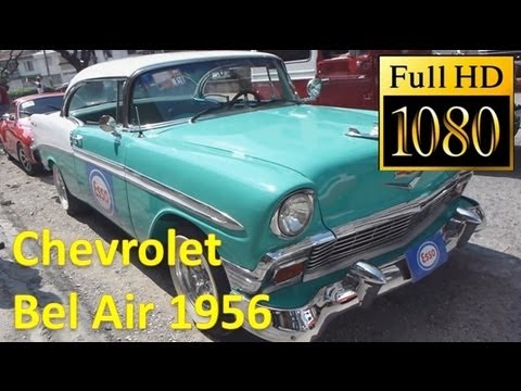 Chevrolet Bel Air 1956 Autos Clasicos Y Antiguos Feria De Cali 2012
