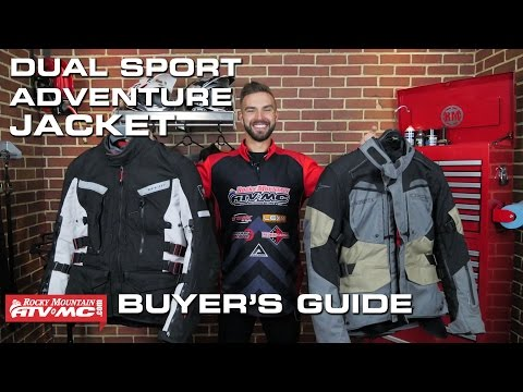 Best ADV/Dual Sport Motorcycle Jackets | 2016