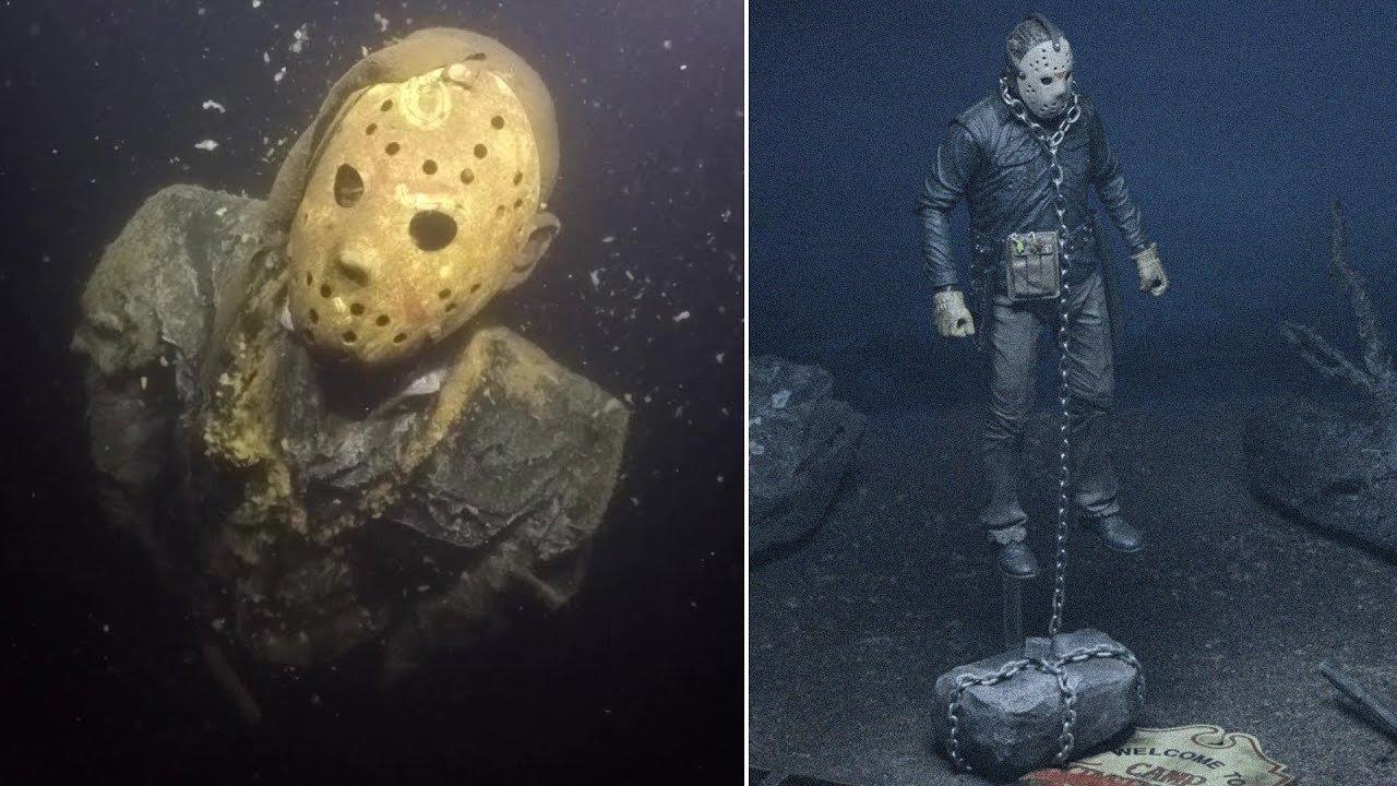 Derin Deniz Dalgıçları Tarafından Bulunan En Tuhaf 10 Şey
