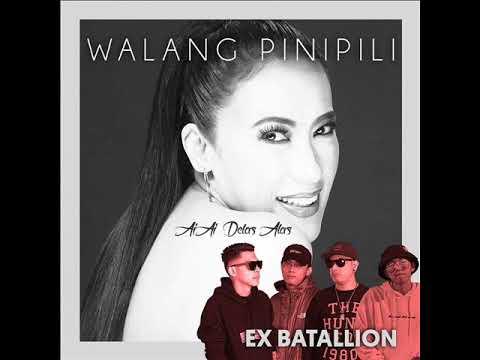 Ex Battalion & Ai-Ai Delas Alas - Walang Pinipili