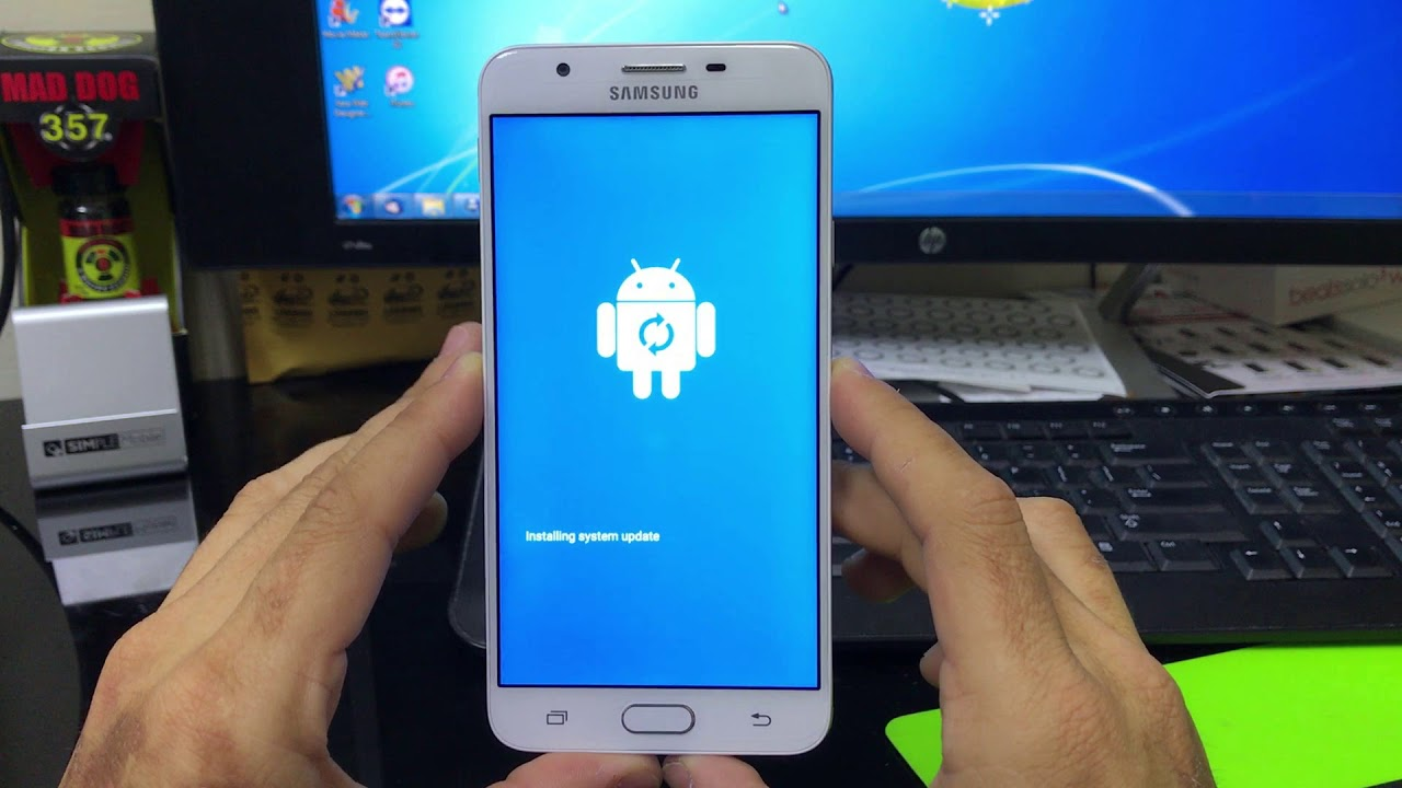 How To Reset Samsung Galaxy J7 Prime – Hard Reset