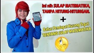 ANGKANYA PINDAH !! Begini Sulap Matematika Tanpa Hitung-hitungan