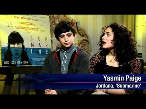 Craig Roberts and Yasmin Page slate some movies!