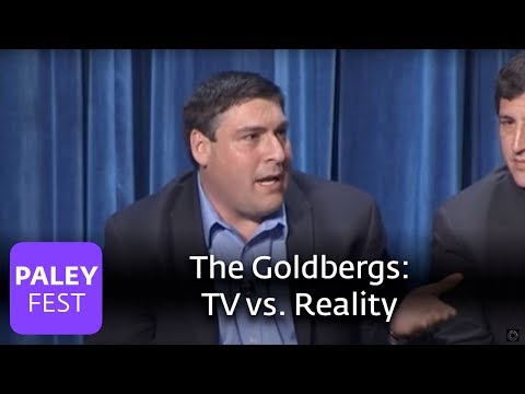 The Goldbergs - Adam F. Goldberg on How His Real Family Comp