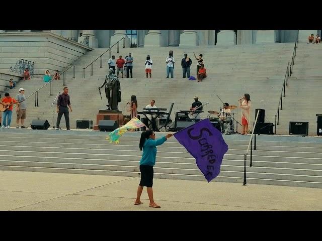 Ola de Oracion y clamor por SC en el State House Columbia