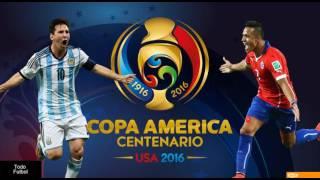Argentina VS Chile|Domingo 7:30PM (hora argentina)