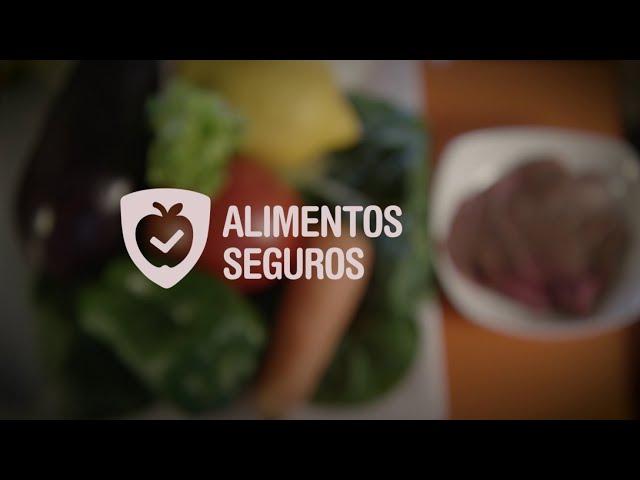 Alimentos Seguros (versión 3min.)