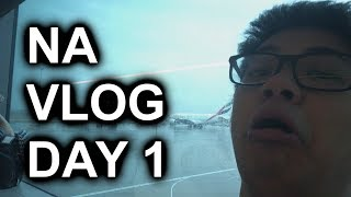 na vlog day 1 the longest thursday ever