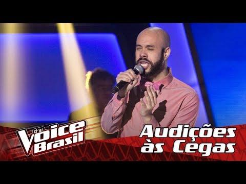 Juliano Barreto canta 'Say You'll Be There' na Audição - 'The Voice Brasil' | 6ª Temporada