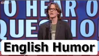 English humor - Английский юмор