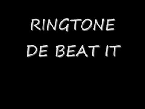 MICHAEL JACKSON RINGTONE BEAT IT