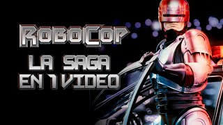 RoboCop: La Saga en 1 Video