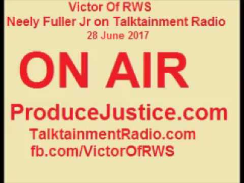 [2h]Neely Fuller Jr-  Black lifestyle, Interracial Relations, Race Soldiers 28 June 2017