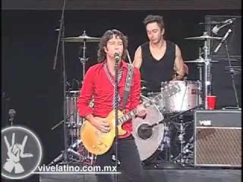 Presentación - Fobia en el Vive Latino 2007 -